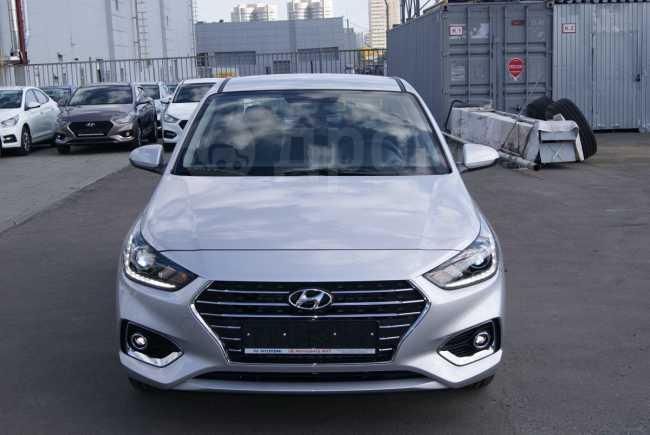 Hyundai Solaris, 2018 год, 896 000 руб.