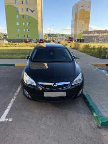Нижний Новгород Astra 2012