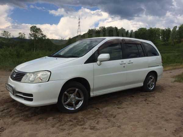 Nissan Liberty, 2001 год, 230 000 руб.