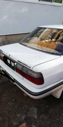 Партизанск Corolla 1990