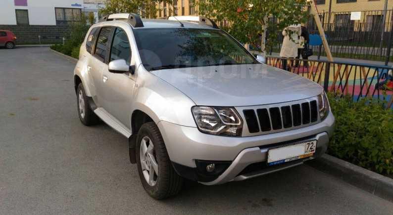 Renault Duster, 2016 год, 989 000 руб.