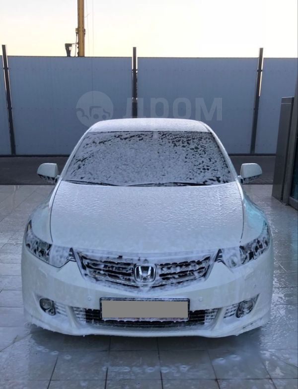 Honda Accord, 2008 год, 720 000 руб.