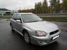 Горно-Алтайск Impreza 2003
