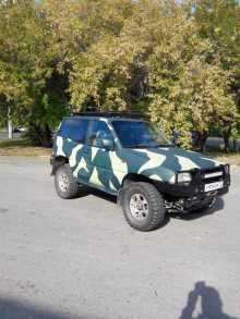 Тюмень Terrano II 1995