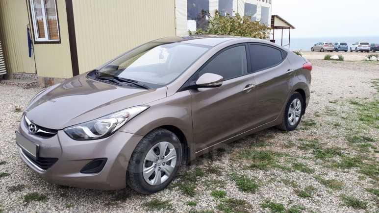 Hyundai Elantra, 2011 год, 690 000 руб.