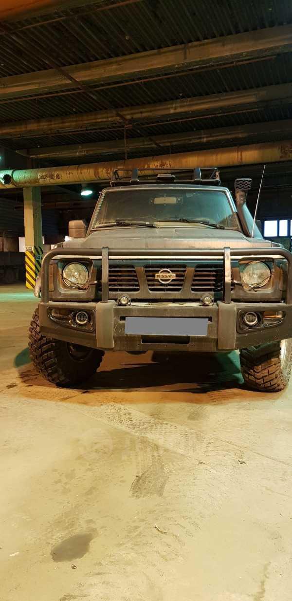 Nissan Patrol, 1994 год, 450 000 руб.