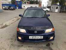 Nissan Wingroad, 2000 г., Барнаул