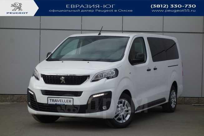 Peugeot Traveller, 2018 год, 2 049 900 руб.