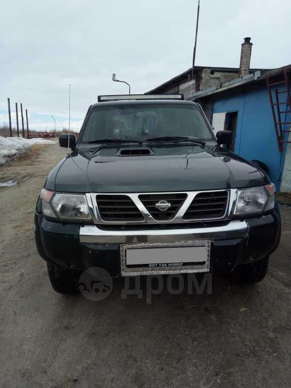 Nissan Patrol, 2000 год, 450 000 руб.