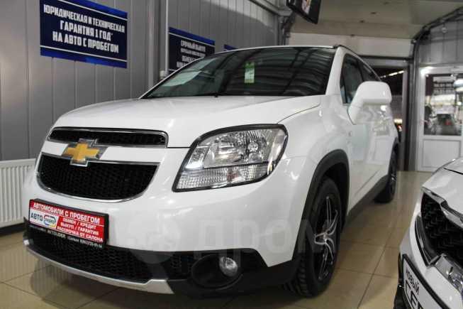 Chevrolet Orlando, 2012 год, 699 900 руб.