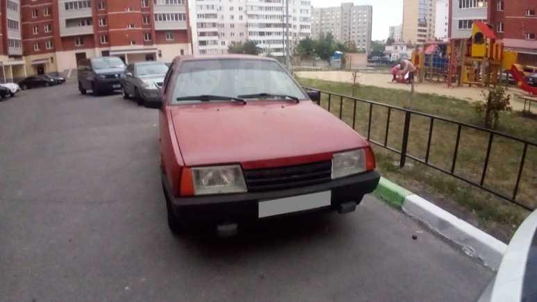 Лада 21099, 1989 год, 50 000 руб.