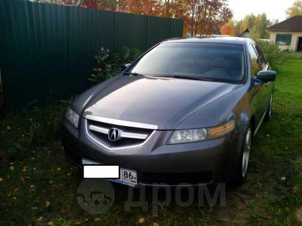 Acura TL, 2004 год, 501 000 руб.