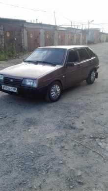 Челябинск 2109 2000