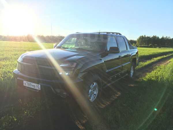 Chevrolet Avalanche, 2002 год, 850 000 руб.