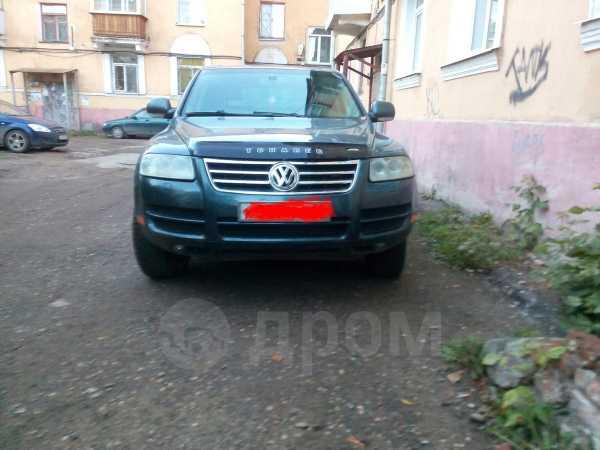 Volkswagen Touareg, 2003 год, 385 000 руб.