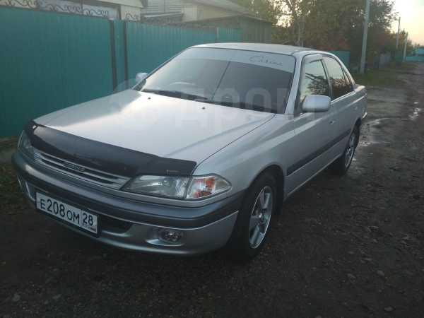 Toyota Carina, 1997 год, 250 000 руб.