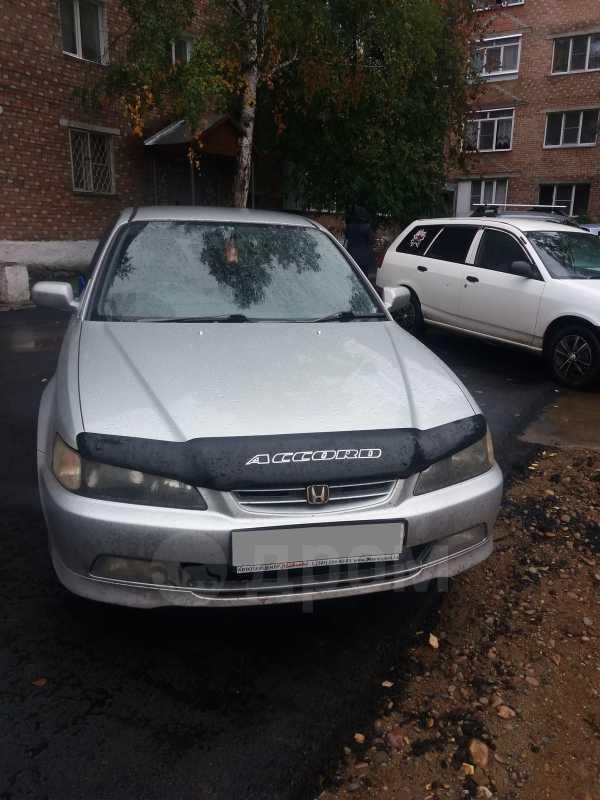 Honda Accord, 1989 год, 290 000 руб.