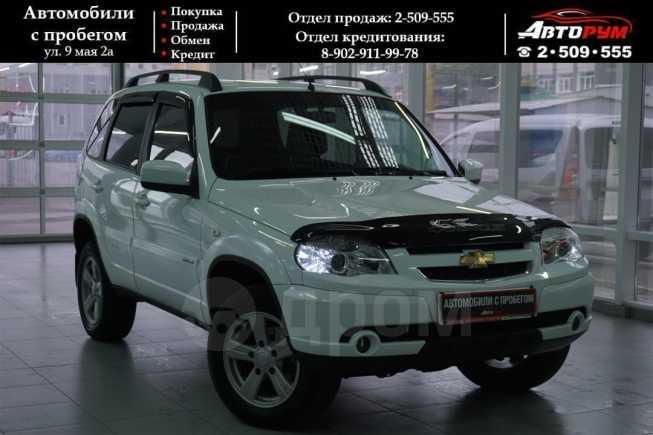 Chevrolet Niva, 2014 год, 487 000 руб.