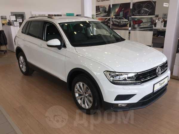 Volkswagen Tiguan, 2018 год, 1 949 000 руб.