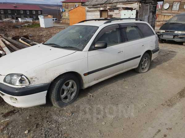 Toyota Caldina, 1999 год, 170 000 руб.