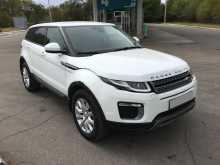 Хабаровск Range Rover Evoque