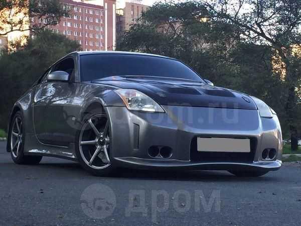 Nissan Fairlady Z, 2004 год, 650 000 руб.