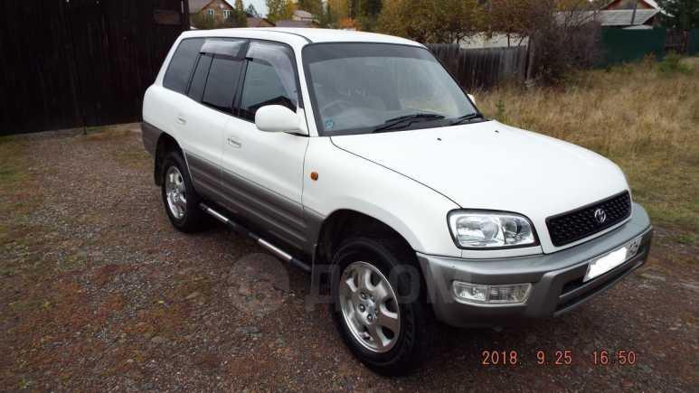 Toyota RAV4, 1998 год, 373 000 руб.