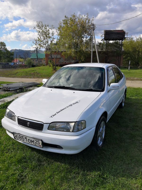 Toyota Sprinter, 1999 год, 180 000 руб.