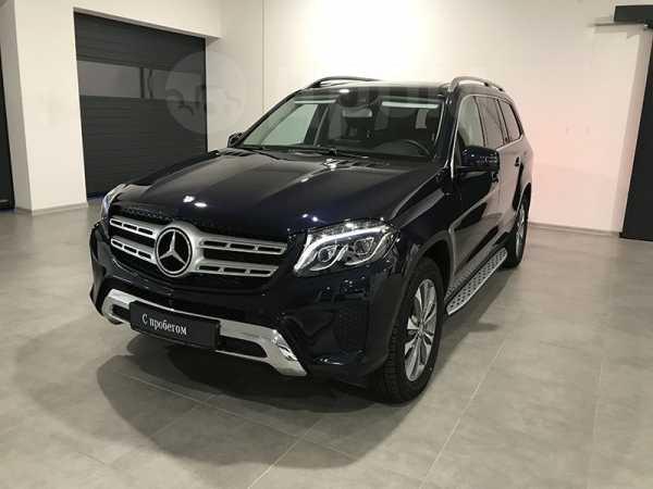 Mercedes-Benz GLS-Class, 2016 год, 4 499 000 руб.