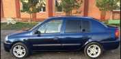 Renault Clio, 2001 год, 115 000 руб.