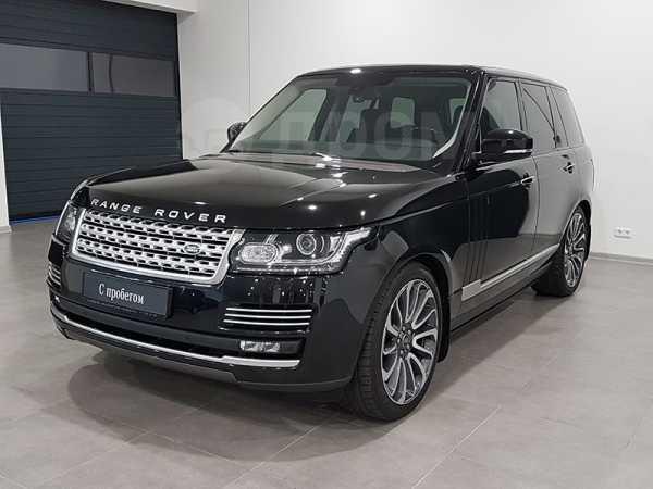 Land Rover Range Rover, 2013 год, 3 600 000 руб.