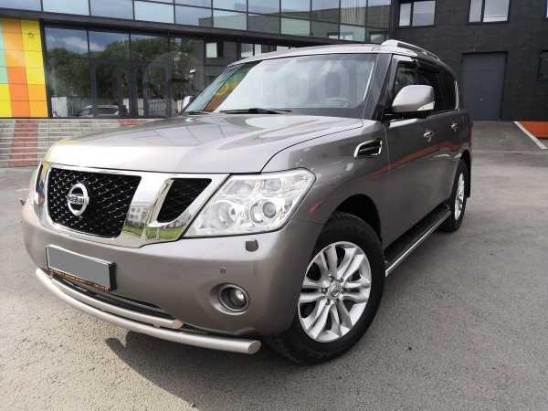 Nissan Patrol, 2011 год, 1 510 000 руб.