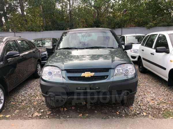 Chevrolet Niva, 2019 год, 640 000 руб.