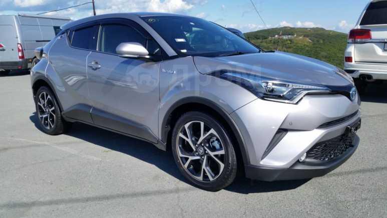 Toyota C-HR, 2017 год, 1 650 000 руб.