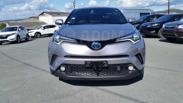Toyota C-HR, 2017 год, 1 790 000 руб.