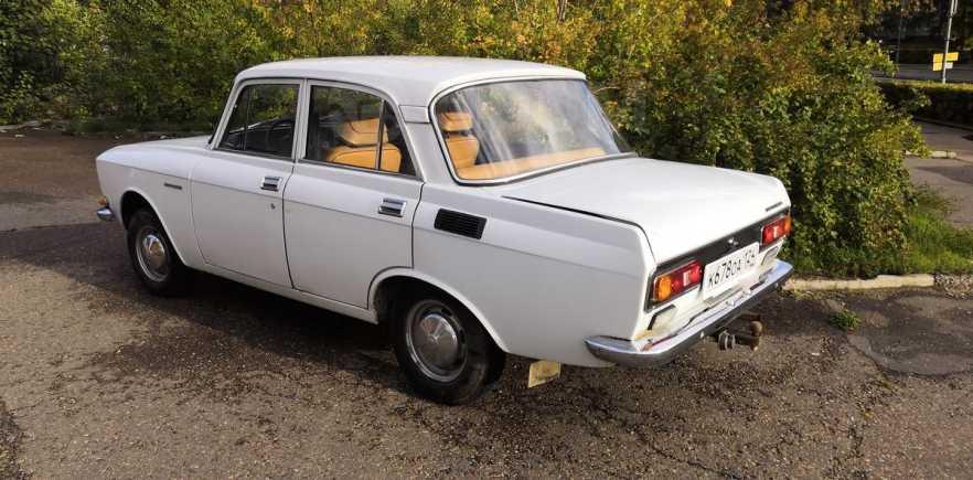 Москвич 2140, 1980 год, 60 000 руб.