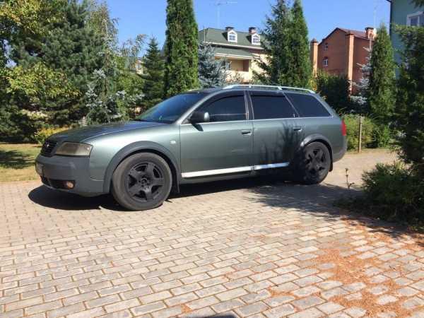 Audi A6 allroad quattro, 2000 год, 210 000 руб.