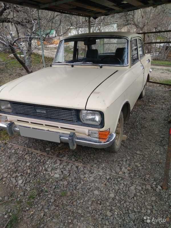 Москвич 2140, 1981 год, 23 000 руб.