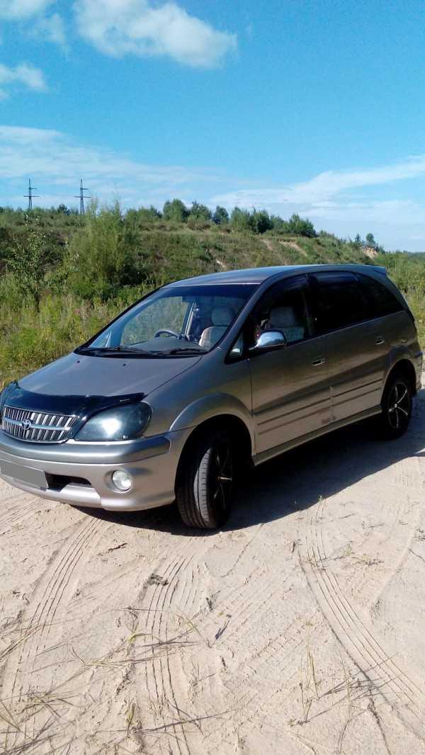 Toyota Nadia, 2001 год, 430 000 руб.