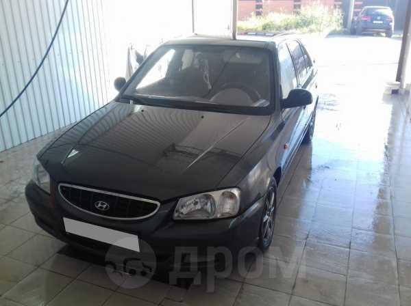Hyundai Accent, 2010 год, 260 000 руб.