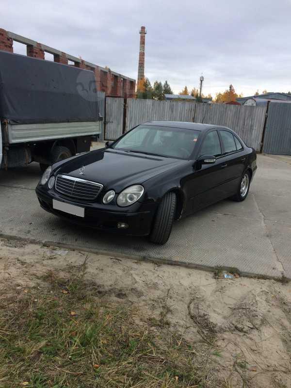 Mercedes-Benz E-Class, 2002 год, 370 000 руб.