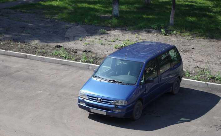 Peugeot 806, 2000 год, 350 000 руб.