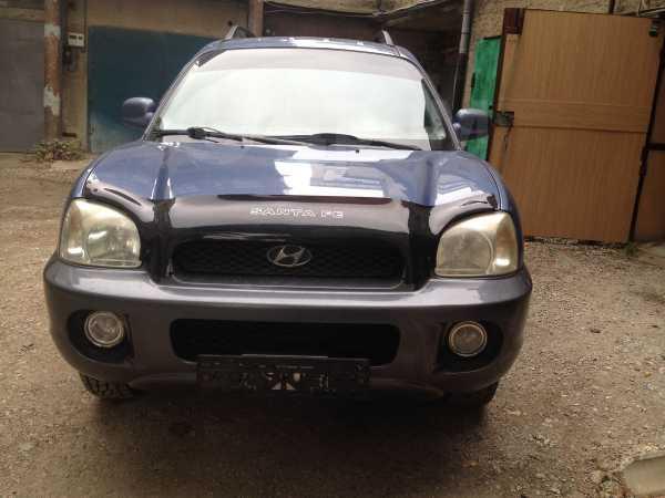Hyundai Santa Fe Classic, 2002 год, 390 000 руб.