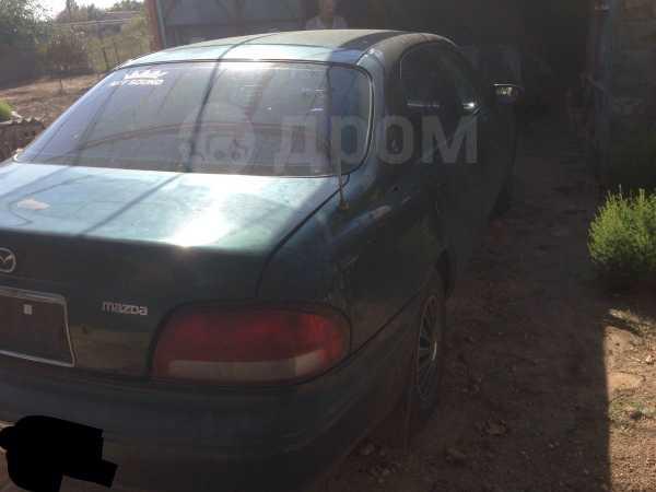 Mazda 626, 1998 год, 100 000 руб.