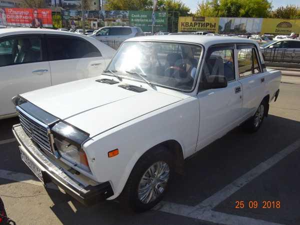 Лада 2107, 2006 год, 128 000 руб.