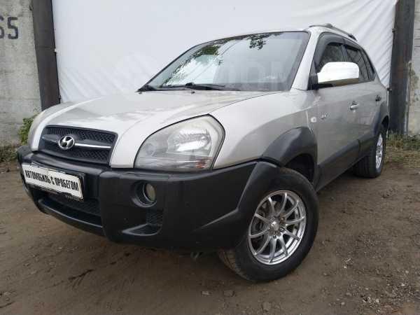 Hyundai Tucson, 2006 год, 481 700 руб.