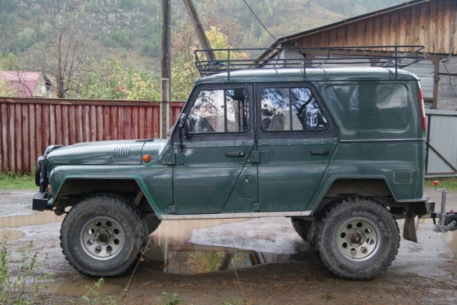 УАЗ 3151, 2003 год, 300 000 руб.