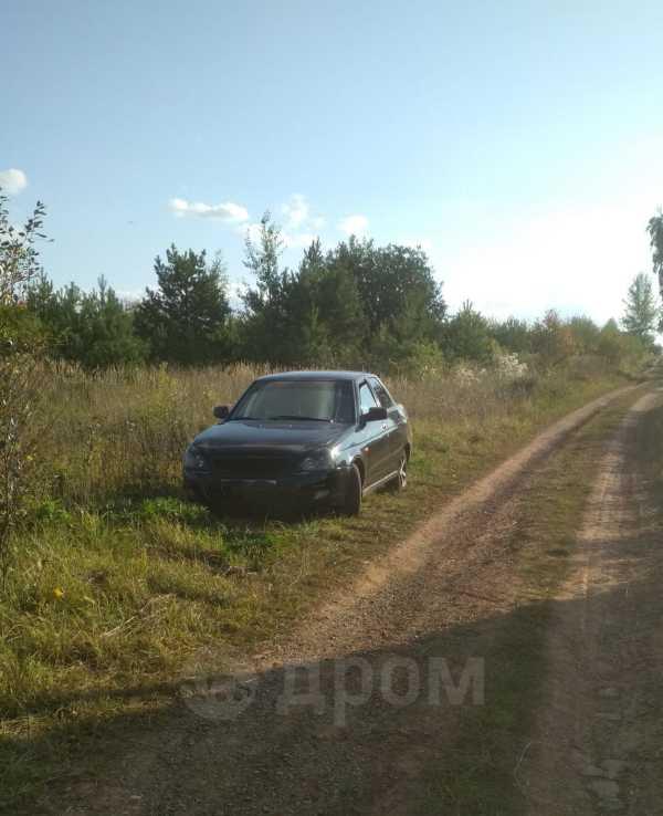 Лада Приора, 2007 год, 140 000 руб.