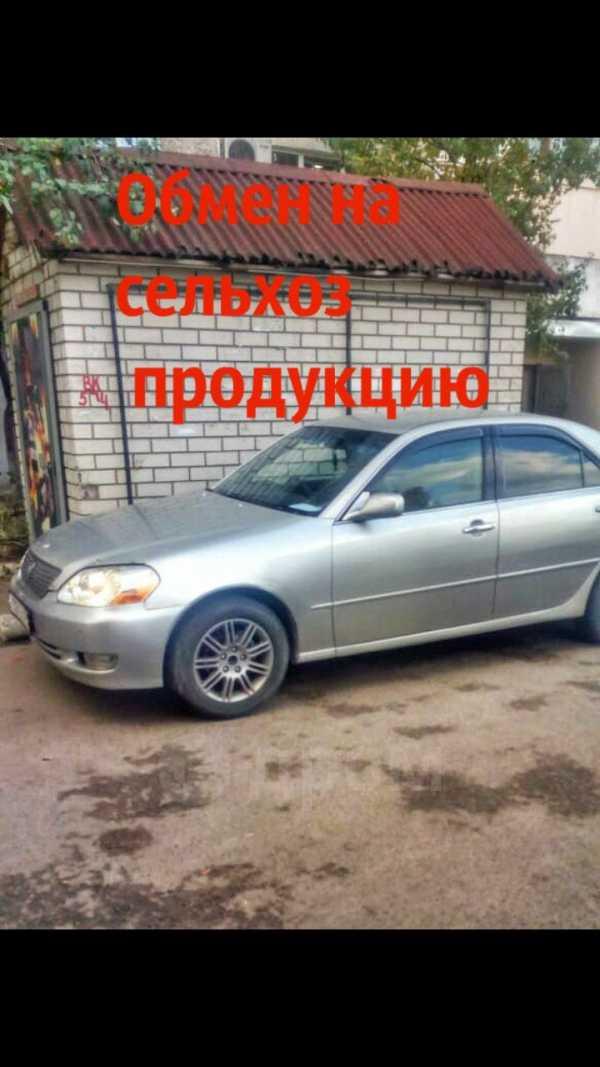 Toyota Mark II, 2002 год, 360 000 руб.