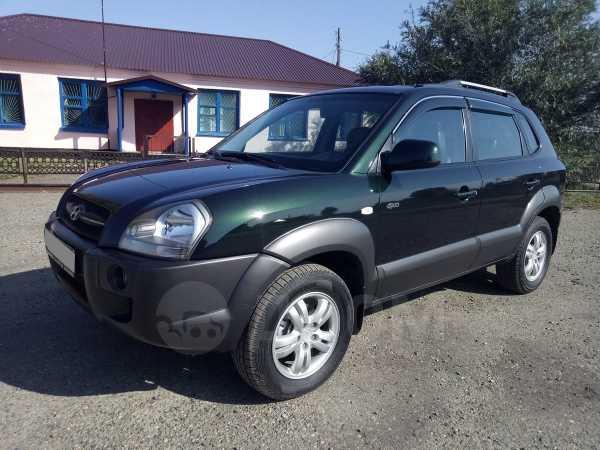Hyundai Tucson, 2005 год, 547 000 руб.
